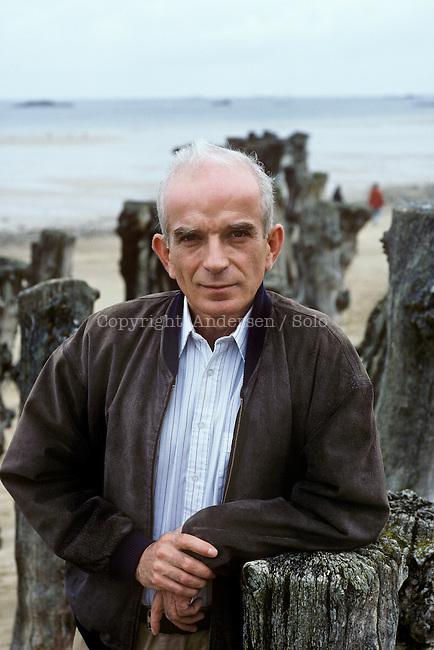 Guy Hoquenghem, French writer in 1994.