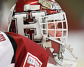 Steve Michalek (Harvard - 34) - The Harvard University Crimson defeated the visiting Brown University Bears 3-2 on Friday, November 2, 2012, at the Bright Hockey Center in Boston, Massachusetts.
