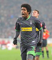 FUSSBALL   1. BUNDESLIGA  SAISON 2011/2012   19. Spieltag   29.01.2012 VfB Stuttgart - Borussia Moenchengladbach    Dante Bonfim (Borussia Moenchengladbach)