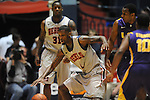 "Ole Miss' Terrance Henry (1) vs. LSU at the C.M. ""Tad"" Smith Coliseum in Oxford, Miss. on Saturday, February 25, 2012. (AP Photo/Oxford Eagle, Bruce Newman).."