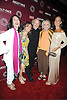 "China Machado, Lisa Heller, Timothy Greenfield-Sanders, Sheila Nevins and Pat Cleveland attend the New York Premiere of  HBO's ""About Face: Supermodels Then and Now"" on July 17, 2012 at The Paley Center for Media in New York City. This was filmed by Timothy Greenfield-Sanders."