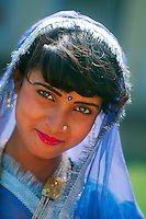 Rajasthani Woman, Jaipur, India