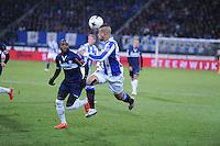VOETBAL: HEERENVEEN: Abe Lenstra Stadion, 07-02-2015, Eredivisie, sc Heerenveen - PEC Zwolle, Eindstand: 4-0, Pele van Anholt (#5), ©foto Martin de Jong