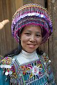 Hmong tribe woman, Vietnam