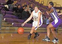 Girls JV Basketball vs. Washington 12-10-11