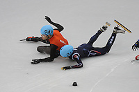 Olympic Games Sochi Short Track 100214