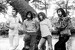 The Who 1971 Keith Moon, Pete Townshend,Roger Daltrey and John Entwistle.© Chris Walter.