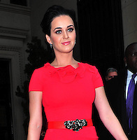 Katy Perry at the Billboard Women in Music Luncheon - New York