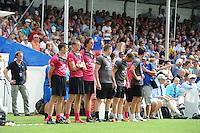 KAATSEN: FRANEKER: It Sjûkelân, 30-07-2014, PC (Permanente Commissie), ©foto Martin de Jong