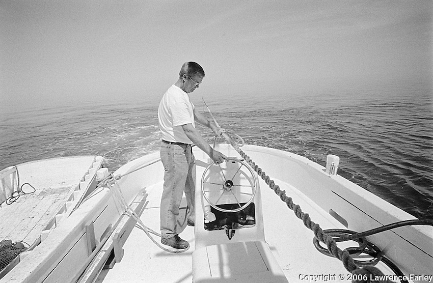 Danny mason on old lawrence earley photography for Old salt fishing