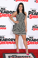 MAR 05 Mr. Peabody And Sherman Premiere, LA