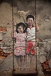 Malaysia - Penang | Street Art  Murals