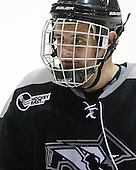 Friars co-captain Kyle MacKinnon (Providence - 15) leads the team in scoring with 12 points (8 goals, 4 assists). - The Northeastern University Huskies defeated the visiting Providence College Friars 5-0 on Saturday, November 20, 2010, at Matthews Arena in Boston, Massachusetts.