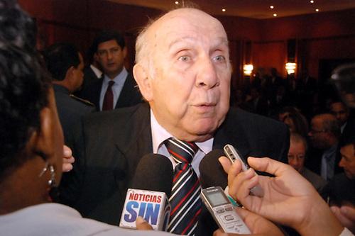 Según Vincho, la empresa Biwatuer se fue por culpa de Hipólito