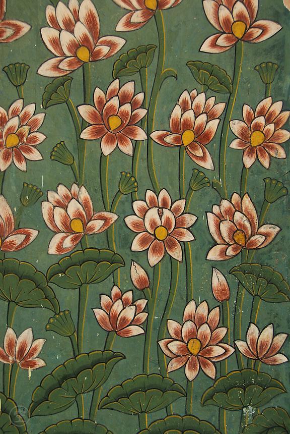 Lotus Walls, Jaipur City Palace | Skye Hohmann Photography and Writing: skyehohmann.photoshelter.com/image/I0000BZq0E.vcAro