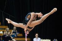"February 13, 2016 - Tartu, Estonia - NASTASYA GENERALOVA of USA wins silver in the All-Around at ""Miss Valentine"" 2016 international tournament."