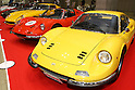 May 22, 2010 - Tokyo, Japan - Vintage sport cars are on display during the 'Tokyo Nostalgic Car Show' held at the Tokyo Big Sight Exhibition Center, in Tokyo, Japan on May 22, 2010. This year marks the 20th anniversary of the show's existence.