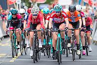 Picture by Alex Whitehead/SWpix.com - 11/05/2017 - Cycling - Tour Series Round 2, Stoke-on-Trent - Matrix Fitness Grand Prix Series