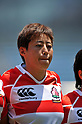 Manami Okada (JPN), .MAY 19, 2012 - Rugby : Woman's Rugby Test match between Japan women's 61-15 Hong Kong women's at Chichibunomiya Rugby Stadium, Tokyo, Japan. (Photo by Jun Tsukida/AFLO SPORT)