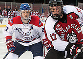 140111-PARTIAL-Northeastern University Huskies v University of Massachusetts Lowell River Hawks (m)