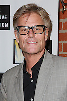 LOS ANGELES, CA, USA - OCTOBER 21: Harry Hamlin arrives at The Creative Coalition's 'Art of Discovery' Los Angeles Launch Party held at the Home of Lawrence Bender on October 21, 2014 in Los Angeles, California, United States. (Photo by David Acosta/Celebrity Monitor)