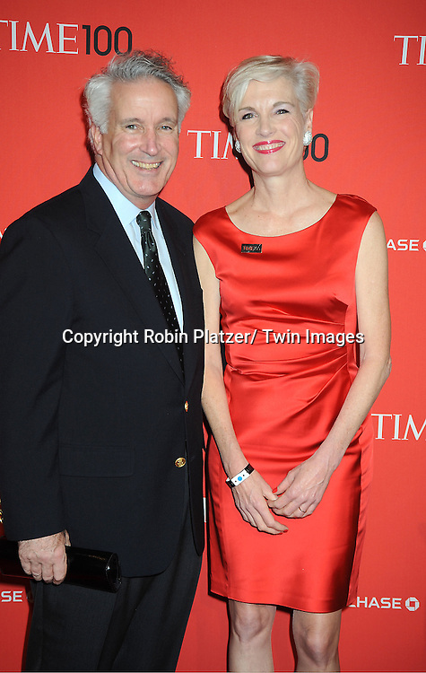 Cecile Richards Time Cecile Richards And Husband