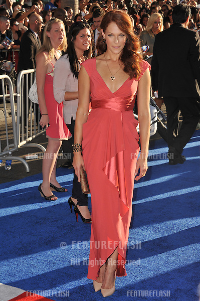 """Amanda Righetti at the premiere of """"Captain America: The First Avenger"""" at the El Capitan Theatre, Hollywood..July 19, 2011  Los Angeles, CA.Picture: Paul Smith / Featureflash"""