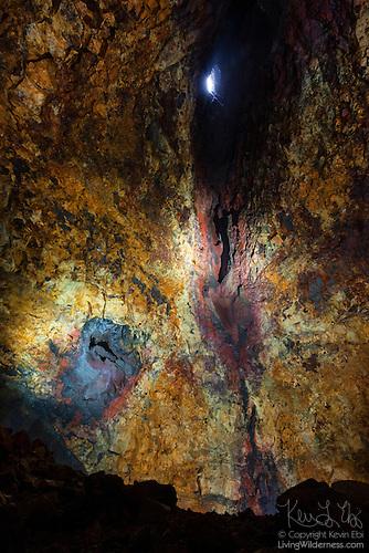 Inside a Volcano, Thrihnukagigur, Iceland