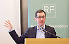 Resolution Foundation meeting - <br /> &quot;A Broken Heart? The living standards challenge facing the West Midlands Metropolitan mayor...<br /> <br /> As the West Midlands Metro area looks forward to its first ever Metro mayoral election next May, the region&rsquo;s economic performance is in the spotlight.<br /> at Birmingham Library, Birmingham, Great Britain <br /> 12th December 2016 <br /> <br /> <br /> Conor D'Arcy, Policy Analyst at the Resolution Foundation<br /> <br /> <br /> <br /> Photograph by Elliott Franks <br /> Image licensed to Elliott Franks Photography Services