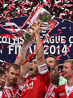 Aberdeen v Inverness Caledonian Thiste, League Cup Final 160314