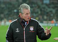 FUSSBALL   CHAMPIONS LEAGUE   SAISON 2011/2012     02.11.2011 FC Bayern Muenchen - SSC Neapel Trainer Jupp Heynckes  (FC Bayern Muenchen)