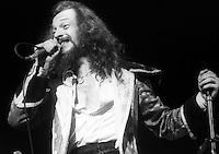 Jethro Tull performing in 1974. Credit: Ian Dickson/MediaPunch