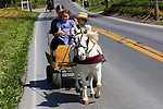Amish, Lancaster County, Pennsylvania