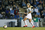 23 October 2014: North Carolina's Katie Bowen (NZL). The University of North Carolina Tar Heels hosted the Florida State University Seminoles at Fetzer Field in Chapel Hill, NC in a 2014 NCAA Division I Women's Soccer match. The game ended in a 1-1 tie after double overtime.