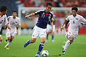 Makoto Hasebe (JPN), SEPTEMBER 2, 2011 - Football / Soccer : FIFA World Cup Brazil 2014 Asian Qualifier Third Round Group C match between Japan 1-0 North Korea at Saitama Stadium 2002, Saitama, Japan. (Photo by YUTAKA/AFLO SPORT) [1040]