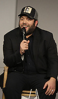 NEW YORK, NY November 09: Dan Fogler at Apple presents Meet the Cast of Fantastic Beasts and Where to Find Them at Apple Soho  in New York .November 09, 2016. Credit:RW/MediaPunch