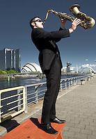11/05/09 City jazz festival launch
