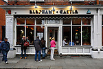 Elephant and Castle on Temple Bar Street in Dublin, Ireland on Saturday, June 22nd 2013. (Photo by Brian Garfinkel)