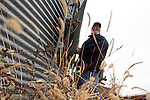 "Dwayne ""Bounce"" Allen empties corn from a bin into a truck on Wednesday, November 30, 2011 in Webster City, IA."