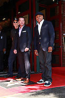 LL Cool J, Chris O'Donnell<br />