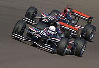2001 IndyCar o Phoenix