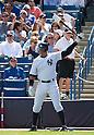 MLB: New York Yankees vs Philadelphia Phillies training game