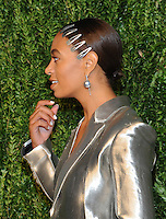 NEW YORK, NY - NOVEMBER 07: Solange Knowles attends 13th Annual CFDA/Vogue Fashion Fund Awards at Spring Studios on November 7, 2016 in New York City. Photo by John Palmer/ MediaPunch