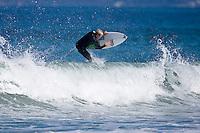 ADRIAN 'ACE' BUCHAN (AUS) surfing at 13th Beach, Barwon Heads, Victoria, Australia  Photo: joliphotos.com