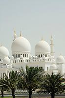 United Arab Emirates, Abu Dhabi, Sheikh Zayed Mosque