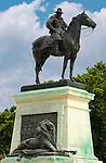 Equestrian Statue, Ulysses S. Grant Memorial, Henry Merwin Shrady 1920, Capitol Hill, Washington DC