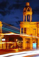 Casa de la Cultura Benjamin Duarte at Plaza de Armas in Cienfuegos, Cuba