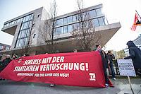 2015/04/07 Berlin | NSU | Kundgebung vor Hessischer Landesvertretung