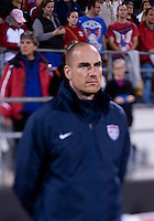 Paul Rogers. The USWNT tied New Zealand, 1-1, at an international friendly at Crew Stadium in Columbus, OH.