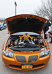 Car enthusiasts gather for the 58th Annual Easter Sunday Vintage Car Parade and Show sponsored by the Garden City Chamber of Commerce. Hundreds of authentic old motorcars, 1898-1988, including antiques, classic, and special interest participated in the parade.